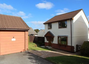 Thumbnail 3 bed detached house for sale in Meadow Rise, St. Columb