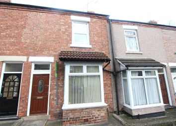 Thumbnail 2 bed terraced house to rent in Newfoundland Street, Darlington