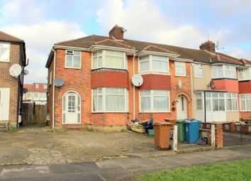 Thumbnail 3 bed semi-detached house to rent in Mollison Way, Edgware, Middlesex