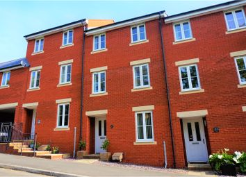 Thumbnail 4 bedroom town house for sale in Bathern Road, Exeter
