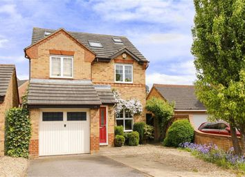 Thumbnail 4 bedroom detached house for sale in Roeburn Crescent, Emerson Valley, Milton Keynes, Bucks