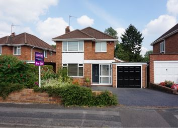 Thumbnail 3 bed detached house for sale in Lymington Road, Stafford