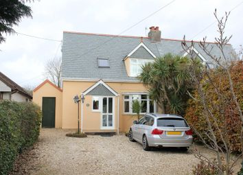 Thumbnail 4 bed semi-detached house to rent in Third Avenue, Plymstock, Plymouth
