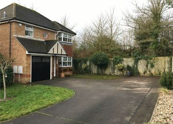 Thumbnail 4 bed detached house for sale in 68 Kensington Park, Magor, Monmouthshire