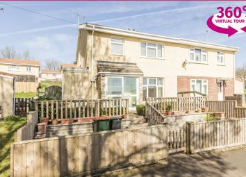 3 bed semi-detached house for sale in Fleming Close, Newport NP20