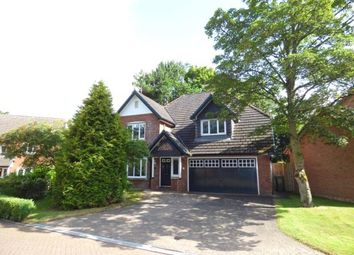 Thumbnail 4 bed detached house for sale in Robins Wood, Stanwix, Carlisle