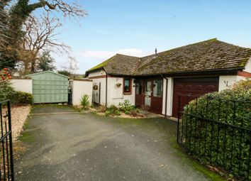 Thumbnail 2 bed detached bungalow for sale in Benedicts Road, Liverton, Newton Abbot