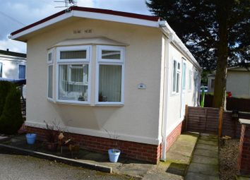 Thumbnail 2 bed mobile/park home for sale in Palma Park, Shelley Street, Loughborough