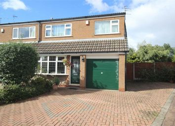 Thumbnail 3 bedroom semi-detached house to rent in Chapel Meadow, Ellenbrook Road, Worsley