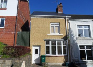 Thumbnail 3 bed end terrace house to rent in Vivian Road, Sketty, Swansea.