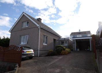 Thumbnail 3 bed detached house for sale in Cae Gwyn, Caernarfon, Gwynedd