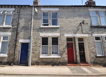 Thumbnail 3 bed terraced house to rent in Moss Street, York