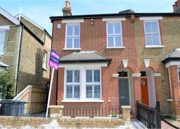 Thumbnail 3 bed semi-detached house for sale in Chesham Road, Kingston Upon Thames