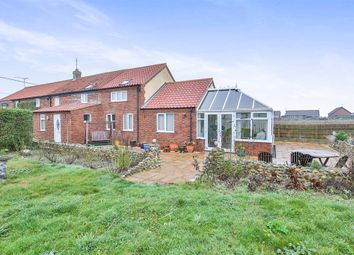 Thumbnail 3 bedroom end terrace house for sale in Ostend Road, Walcott, Norwich