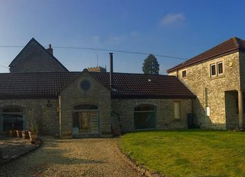 Thumbnail 3 bed barn conversion for sale in Church Road, Doynton, Bristol