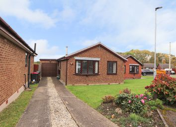 Thumbnail 2 bed detached bungalow for sale in Horseshoe Close, Wales, Sheffield