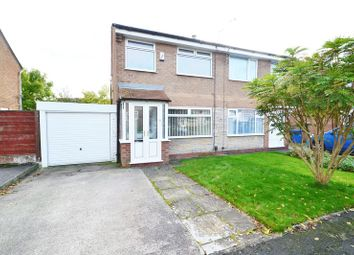 Thumbnail 2 bedroom semi-detached house to rent in Barnfield Drive, Worsley, Manchester