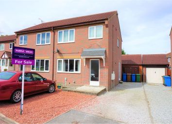 Thumbnail 3 bed semi-detached house for sale in Ferryman Park, Hull