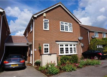 Thumbnail 4 bed detached house for sale in Salwey Road, Botley