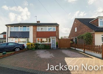 3 bed semi-detached house for sale in Iris Road, West Ewell, Epsom KT19