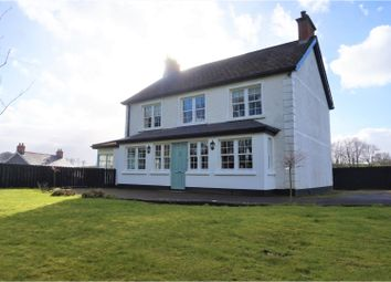 Thumbnail 4 bed detached house for sale in Crankill Road, Ballymena
