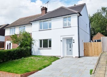 Thumbnail 4 bed semi-detached house for sale in Cloonmore Avenue, Farnborough, Orpington