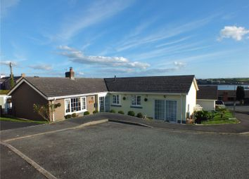 4 bed detached bungalow for sale in Hazel Grove, Llanstadwell, Milford Haven SA73