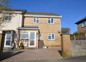 Thumbnail 2 bed semi-detached house to rent in Uplands, Tavistock