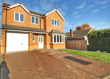 Thumbnail 5 bed detached house for sale in Merchant Drive, Leabrooks, Alfreton