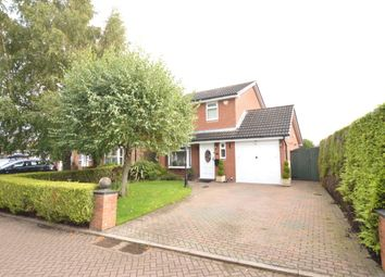Thumbnail 3 bed detached house for sale in Bunbury Close, Middlewich