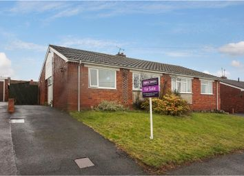 Thumbnail 2 bed semi-detached bungalow for sale in Meadway, Malvern