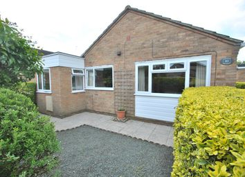 Thumbnail 2 bed detached bungalow for sale in Cowslip Meadow, Woodmancote, Cheltenham