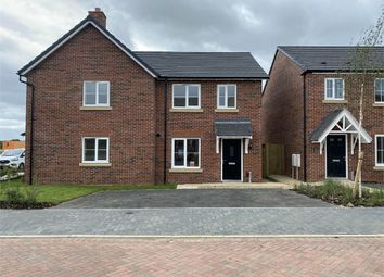 Thumbnail 2 bed end terrace house for sale in Raby Drive, Off Harborough Road, Market Harborough, Leicestershire