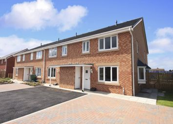 "Thumbnail 2 bed terraced house for sale in ""Amber"" at Eastfield Road, Wellingborough"