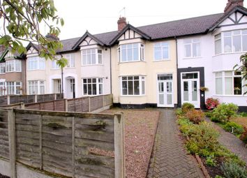 Thumbnail Terraced house to rent in Tixall Road, Stafford, Staffordshire