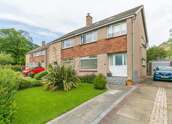 3 bed semi-detached house for sale in Clerwood Place, Corstorphine, Edinburgh EH12