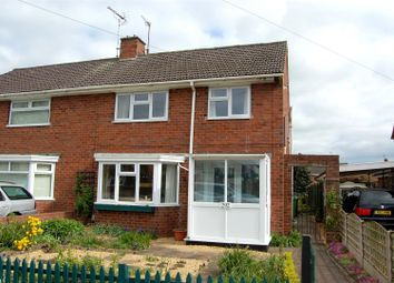 Thumbnail 3 bed semi-detached house for sale in Eccleshall Road, Stafford