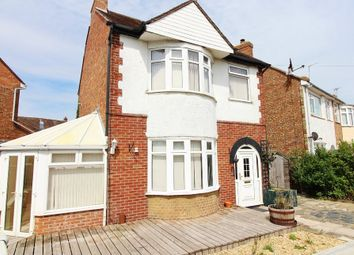 Thumbnail 4 bed detached house for sale in Rothesay Road, Gosport