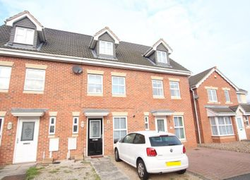 Thumbnail 3 bed terraced house to rent in Ullswater Road, Melton Mowbray
