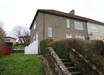 Thumbnail 2 bed flat to rent in Woodside Drive, Calderbank, North Lanarkshire