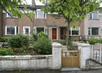 Thumbnail 2 bed terraced house to rent in Edgehill Road, Glasgow