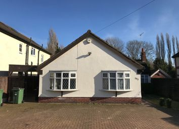 Thumbnail 4 bed bungalow to rent in Leicester Road, Glen Parva, Leicester