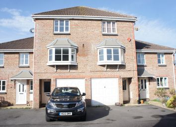 Thumbnail 3 bedroom town house to rent in Saffron Way, Knighton Heath, Bournemouth