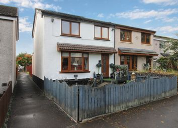 Thumbnail 3 bed terraced house for sale in Kelvinview Avenue, Banknock, Stirlingshire