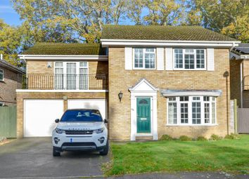 4 bed detached house for sale in Sarum Avenue, West Moors, Ferndown, Dorset BH22