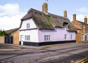 Thumbnail 3 bed detached house for sale in Station Street, Chatteris