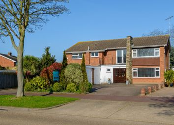 Thumbnail 5 bedroom detached house for sale in Maplin Way North, Southend-On-Sea