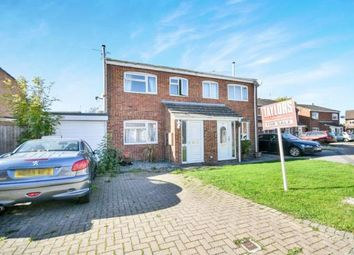 Thumbnail 3 bed semi-detached house for sale in Symonds, Freshbrook, Swindon, Wiltshire