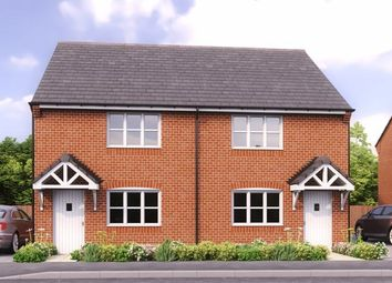Thumbnail 3 bed semi-detached house for sale in 15 Dunclent Close, Droitwich
