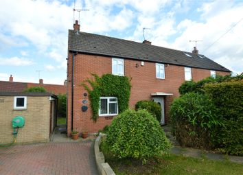 Thumbnail 3 bed semi-detached house for sale in Lyndon Avenue, Bramham, Wetherby, West Yorkshire